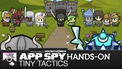 Hands-on with Tiny Tactics, where super small strategy and minuscule management is the order of the day