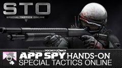 Hands-on with Special Tactics Online, the rich but tough game of tactics