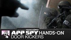 Hands-on with Door Kickers, in which we don't boot down a single door