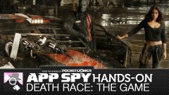 Hands-on with Death Race: The Game, a very poor vehicle combat movie tie-in