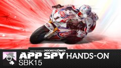 Hands-on with SBK15, the extremely pretty motorcycle racer