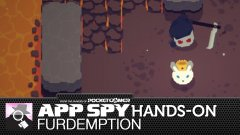 Hands-on with Furdemption, in which I throw a rabbit into lava