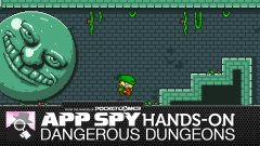 Hands-on with Dangerous Dungeons, the intensely tricky hardcore platformer