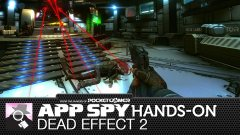 Hands-on with Dead Effect 2, the future horror first person shooter