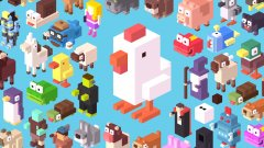 7 sometimes skillful runs from Crossy Road