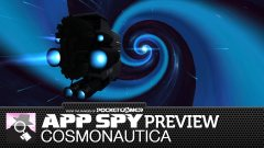 Hands-on with Cosmonautica