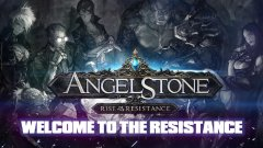 Flock to humanity's aid in the action-packed Angel Stone out now on iOS and Android