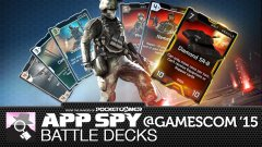 Hands-on with Battle Decks