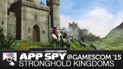 Hands-on with Stronghold Kingdoms