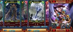 Outcast Odyssey gets Soul Calibur themed cards added to its decks for a limited time