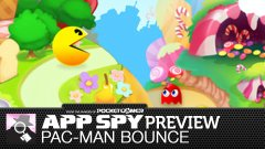 Hands-on with Pac-Man Bounce