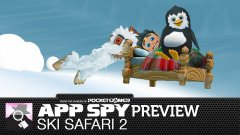 Hands-on with Ski Safari 2