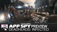 Hands-on with Deadheads: Infected