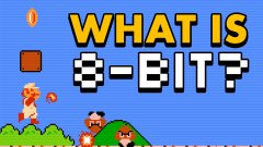 What is 8-bit, anyway?