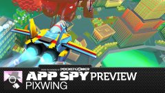 Hands-on with PixWing