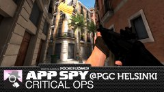 Hands-on with Critical Ops