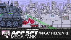 Hands-on with Mega Tank