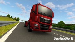 Build your own fleet of AI drivers in TruckSimulation 16 on iOS and Android