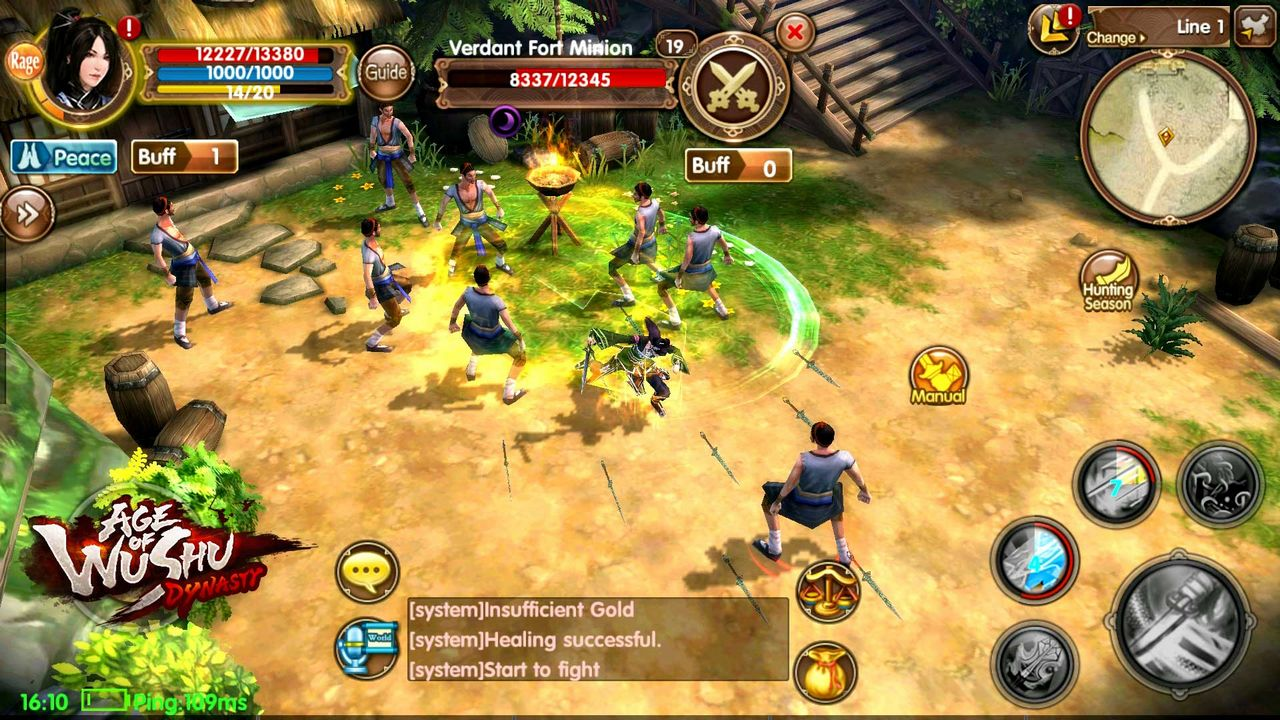 Age of Wushu Dynasty will launch globally in January 2016 | iPhone & iPad  Game Reviews | AppSpy.com