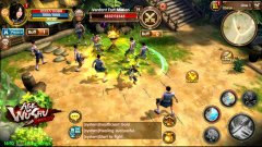 Age of Wushu Dynasty will launch globally in January 2016