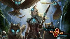 Build the ultimate deck in collectable card game Outcast Odyssey [Sponsored]