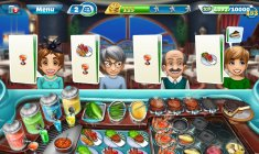 Cook up some tasty seafood in Cooking Fever's latest update