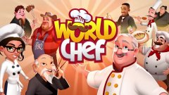 Host celebrity parties at your own restaurant in World Chef out now on iOS