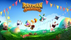 Rayman Adventures has been updated with a bunch of new Easter content, here's what to eggs-pect