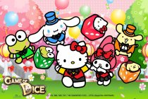 Hello Kitty graces the Game of Dice franchise with JoyCity's new update