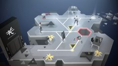 Why Deus Ex GO is a better mobile game than Deus Ex: The Fall