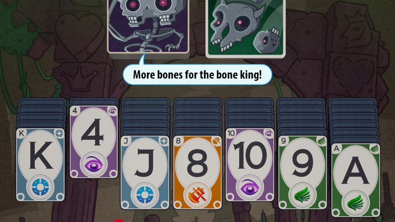 Solitairica and 4 more iOS solitaire games with a twist | iPhone
