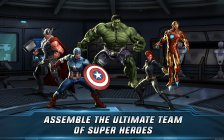 Now that the Marvel Avengers Alliance games are going, how can you get your mobile Marvel fix?