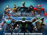 Real Steel reveals a brand new character in its biggest ever update, courtesy of its legions of fans across the world