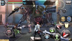 God Eater Online and 4 other games with online in their name that need to go mobile