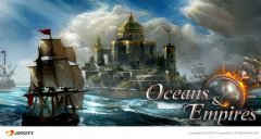 Get a sneak peek of Oceans & Empires on Android