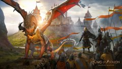 Build cities, overthrow rivalries, and channel the Dragon spirit within you in King of Avalon's latest update