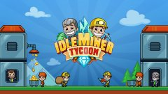 Win an iPad thanks to Idle Miner Tycoon and Developer Fluffy Fairy Games!