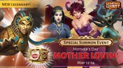 Creature Quest gives players a Mother's Day bonus this May