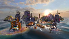 Naval Storm TD is an exciting new naval tower defence game