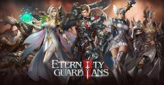 Do battle with the Gods in MMORPG Eternity Guardians, available on iOS and Android