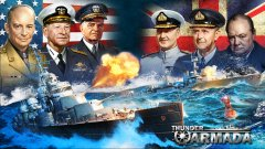 3 reasons to play Thunder Armada - the new WWII naval stategy game from Chyogame