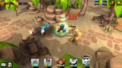 Is Dreamworks Universe of Legends suitable for younger mobile gamers?