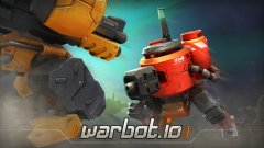 Fight against your friends in epic robot battles with warbot.io