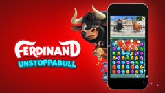 Dance with Ferdinand and friends in Ferdinand: Unstoppabull on iOS and Android