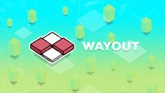 Wayout is a clever minimalist puzzler heading to iOS and Android on January 25th
