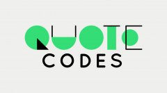 Decode pop culture quotes in cipher word puzzler Quote Codes, releasing next week on iOS