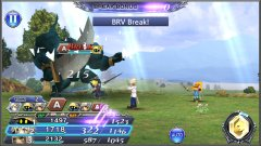 Cloud returns in Dissidia Final Fantasy: Opera Omnia, available now