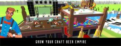 Brew Town is a build-your-own-brewery simulator, heading to iOS and Android in March