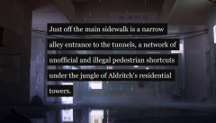 True Legacy tells a cyberpunk mystery through interactive fiction and puzzles