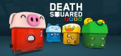 Death Squared doubles the tricky challenges in this color-based iOS puzzler